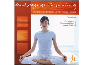 Various - Autogenes Training - (CD)