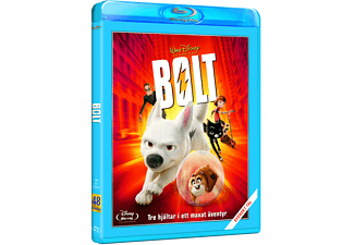 Bolt Familj Blu-ray