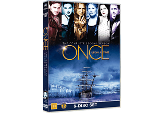 Once Upon a Time S2 DVD