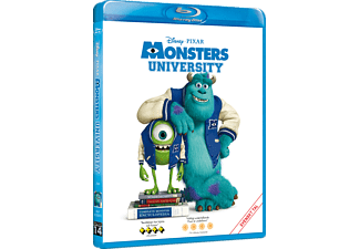 Monsters University Familj Blu-ray