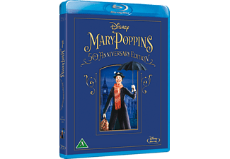 Mary Poppins Familj Blu-ray