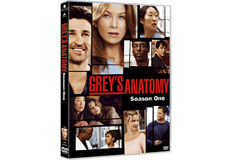 Grey's Anatomy S1 Drama DVD