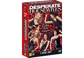 Desperate Housewives S2 Drama DVD