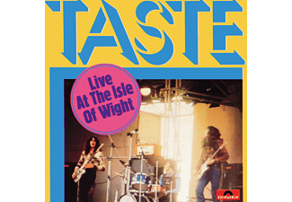 Taste - Live At The Isle Of Wight - (CD)