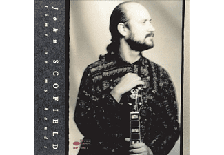 John Scofield - Time On My Hands (CD)