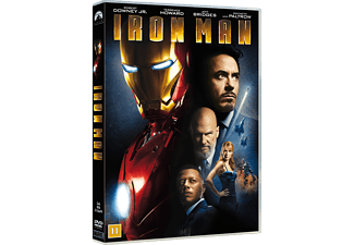 Iron Man Action DVD
