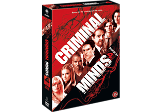 Criminal Minds S4 Thriller DVD