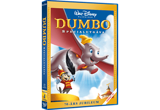 Dumbo Barn DVD