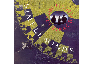 Simple Minds - Street Fighting Years (CD)