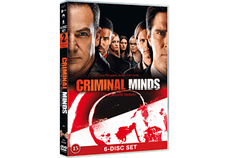 Criminal Minds S2 Thriller DVD