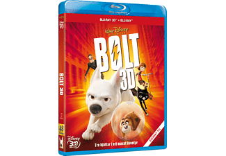 Bolt Familj Blu-ray 3D