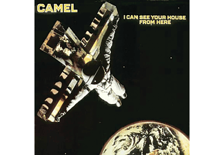 Camel - I Can See Your House From Here [CD]