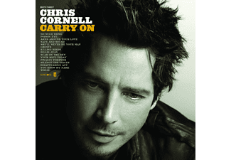 Chris Cornell - Carry On [CD]