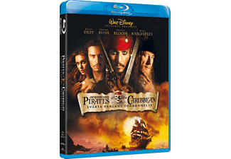 Pirates of the Caribbean: Svarta Pärlans Förbannelse Äventyr Blu-ray