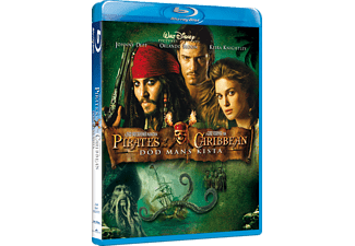 Pirates of the Caribbean: Död Mans Kista Äventyr Blu-ray