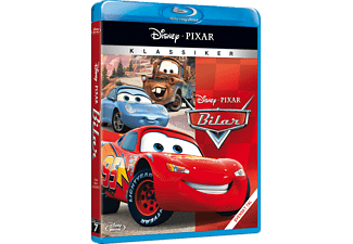 Bilar Barn Blu-ray
