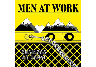 Men At Work - Business As Usual (CD)
