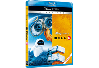 Wall-E Familj Blu-ray