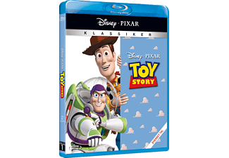 Toy Story Familj Blu-ray