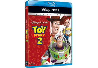 Toy Story 2 Barn Blu-ray