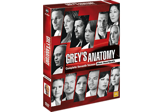 Grey's Anatomy S7 Drama DVD