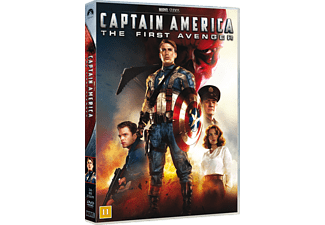 Captain America Action DVD