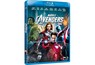 The Avengers Action Blu-ray