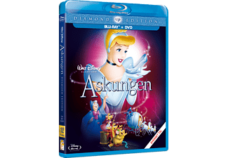 Askungen Barn Blu-ray + DVD