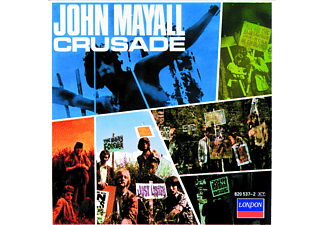 The Bluesbreakers, John Mayall - Crusade [CD]