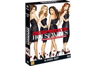 Desperate Housewives S8 Drama DVD