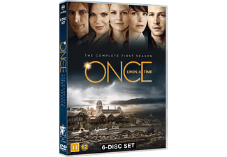 Once upon a time S1 Äventyr DVD