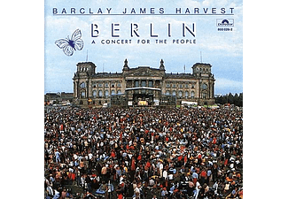 Barclay James Harvest - Berlin - A Concert For The People (CD)
