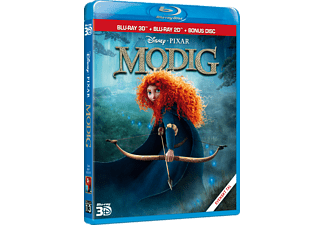 Modig Familj Blu-ray 3D