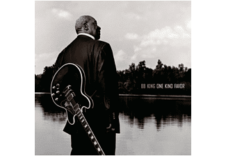 B.B. King - One Kind Favor (CD)
