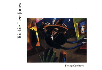 Rickie Lee Jones - Flying Cowboys [CD]