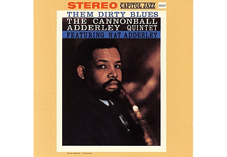 Cannonball Adderley - Them Dirty Blues (CD)