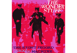 The Wonder Stuff - The Eight Legged Groove Machine [CD]