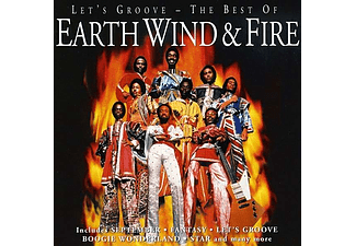 Earth, Wind & Fire - This Is (Let's Groove-The Best Of) (CD)