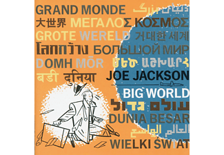 Joe Jackson - Big World [CD]