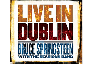Bruce Springsteen - Live In Dublin (CD)