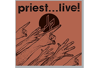 Judas Priest - Priest...Live! (CD)