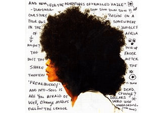 Erykah Badu - Worldwide Underground (CD)