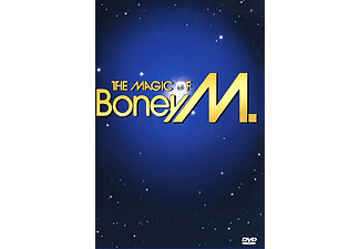 Boney M. - The Magic Of Boney M. (DVD)