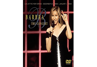 Barbra Streisand - The Concert - Live at MGM Grand (DVD)