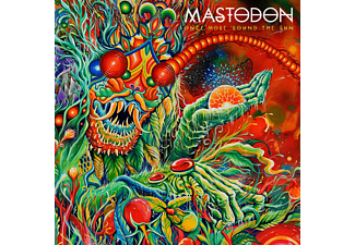 Mastodon - Once More 'Round The Sun - (CD)