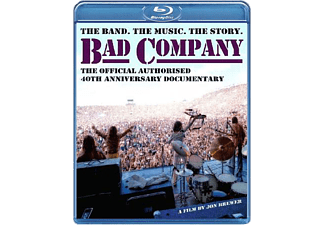Bad Company - The Band. The Music. The Story - The Official Authorised 40th Anniversary Documentary (Blu-ray)