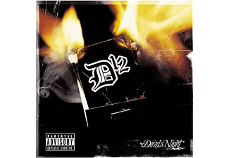 D12 - Devils Night (CD)