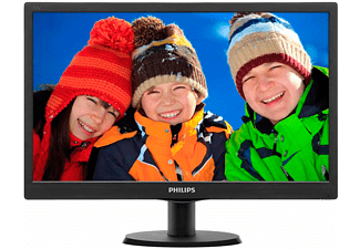 "PHILIPS 193V5LSB2/10 - 19"" HD Monitor"