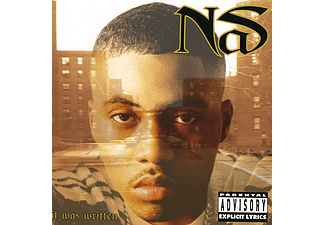 Nas - It Was Written (CD)