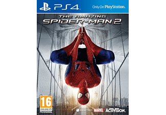 ARAL The Amazing Spiderman 2 PlayStation 4